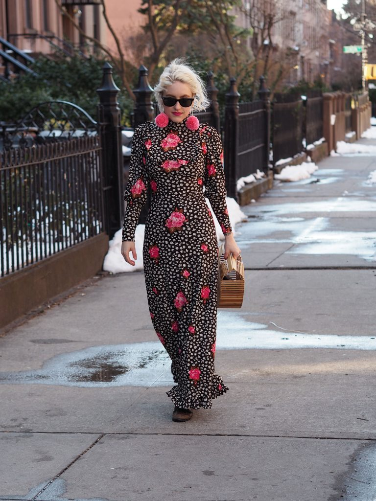 Florals for spring? Groundbreaking.