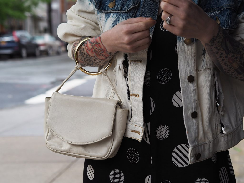 Talking ring bags and vintage Chanel on the blog!