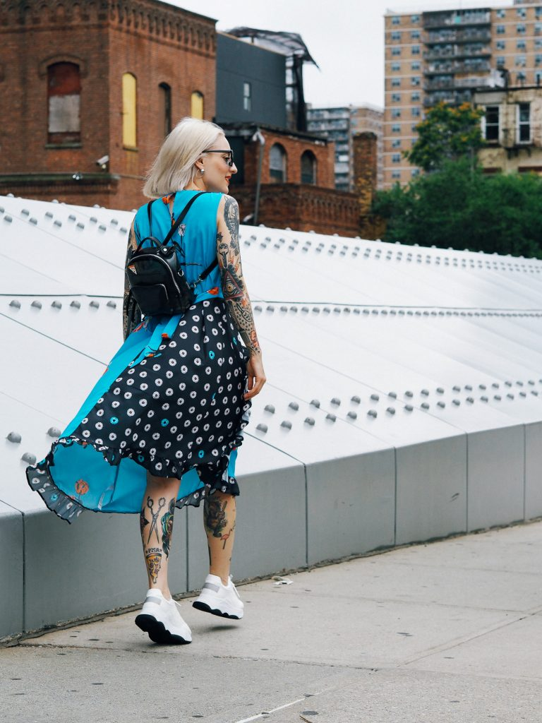 5 ways to wear the ugly sneaker trend